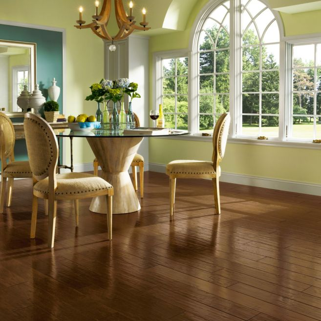 American Scrape Hardwood Priceco Floors Inc